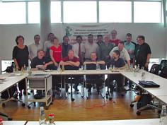 Besuch von mexikanischen Kollegen am 26. April 2007