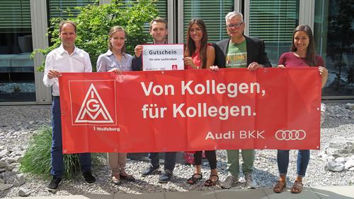 Audi Bkk Wolfsburg