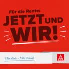 """Rentenkampagne: """"Für eine solidarische Alterssicherung"""""""