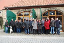 Grünkohlwanderung des Wohnbezirkes Schöningen am 26.02.2017