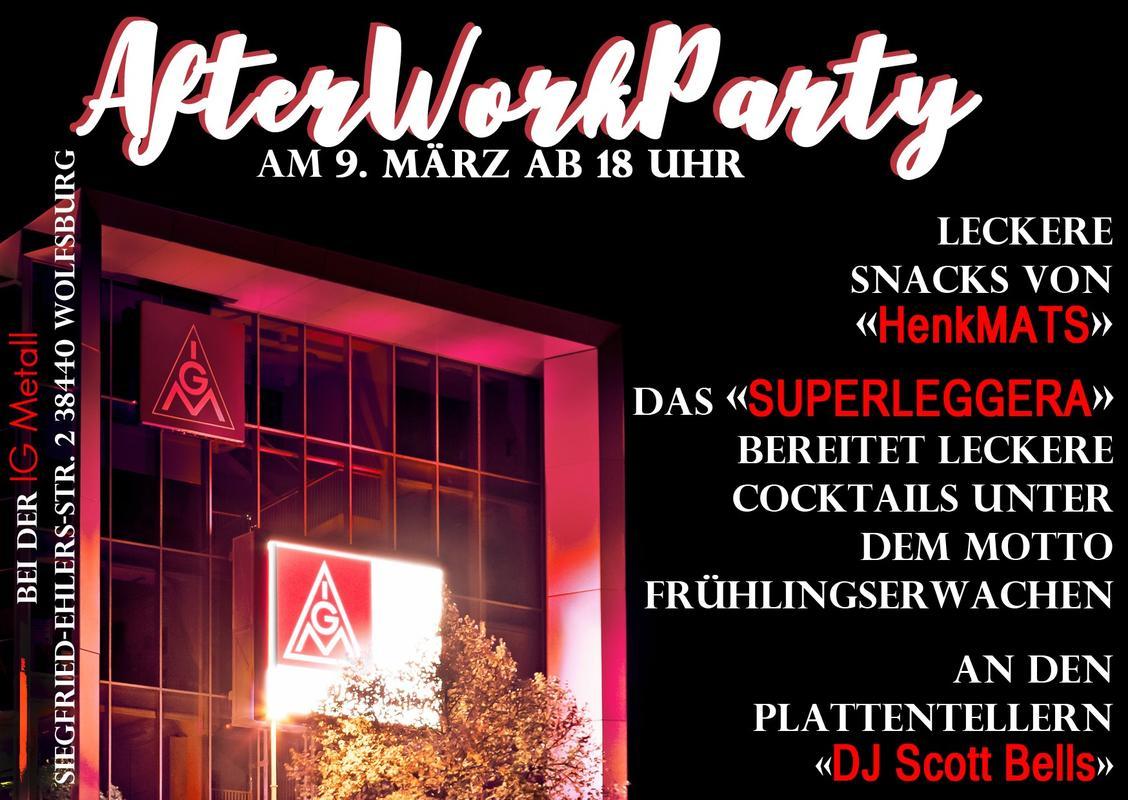 after work party wolfsburg