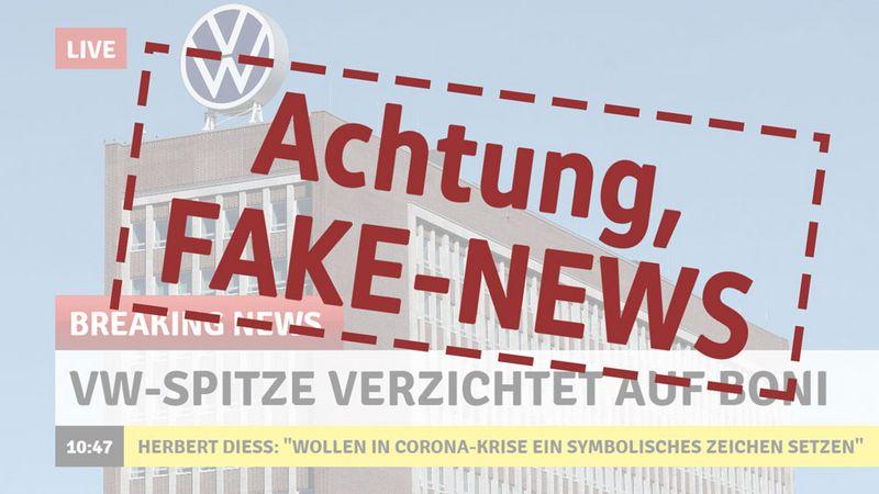 Fake News Zu Coronavirus Auf Facebook Grosserer 13